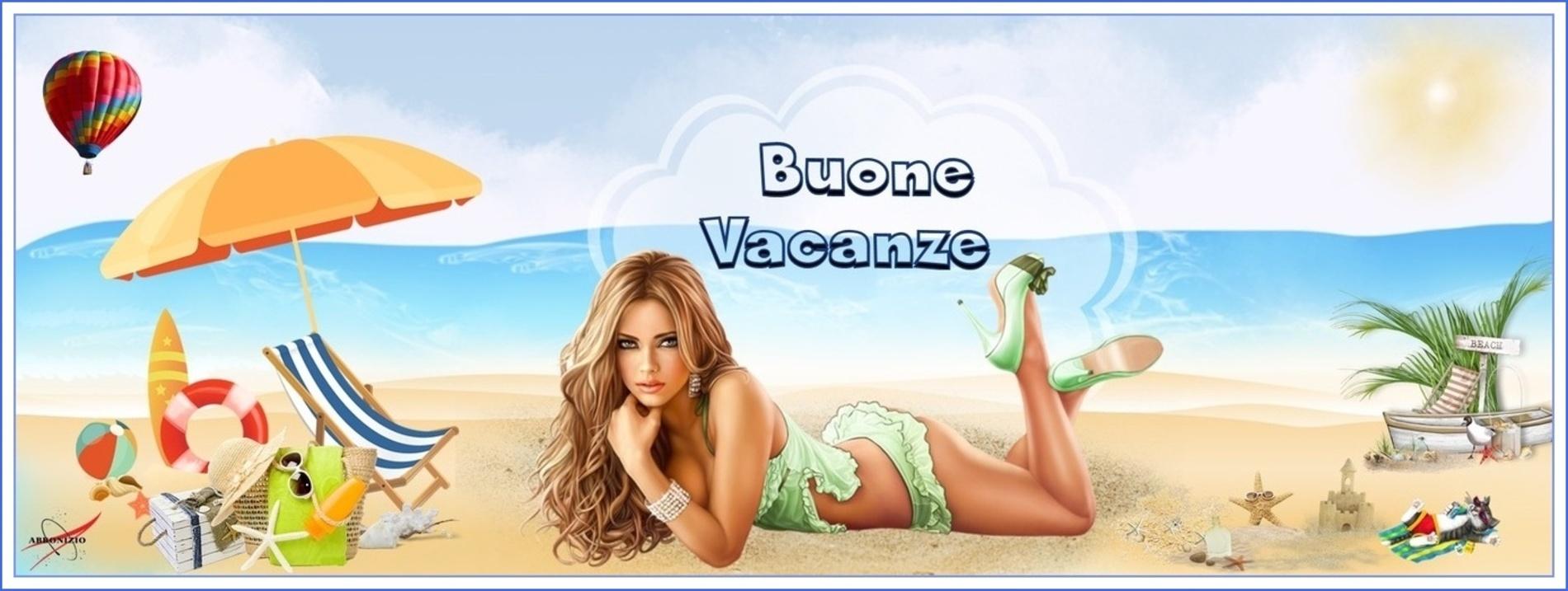 Buone Vacanze♥