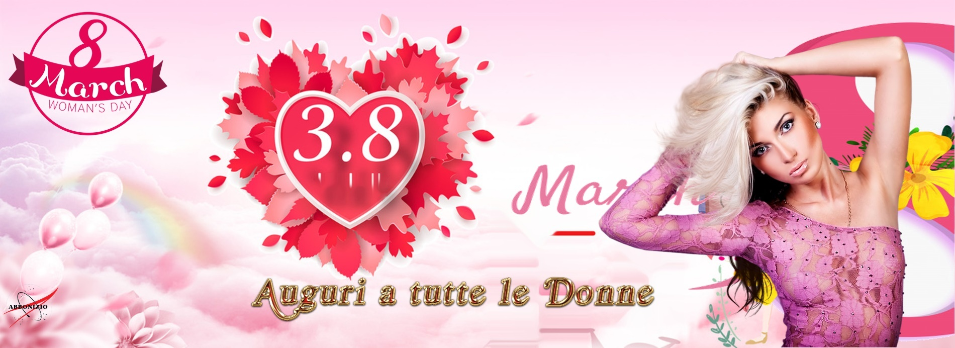 8 Marzo Festa della Donna♥