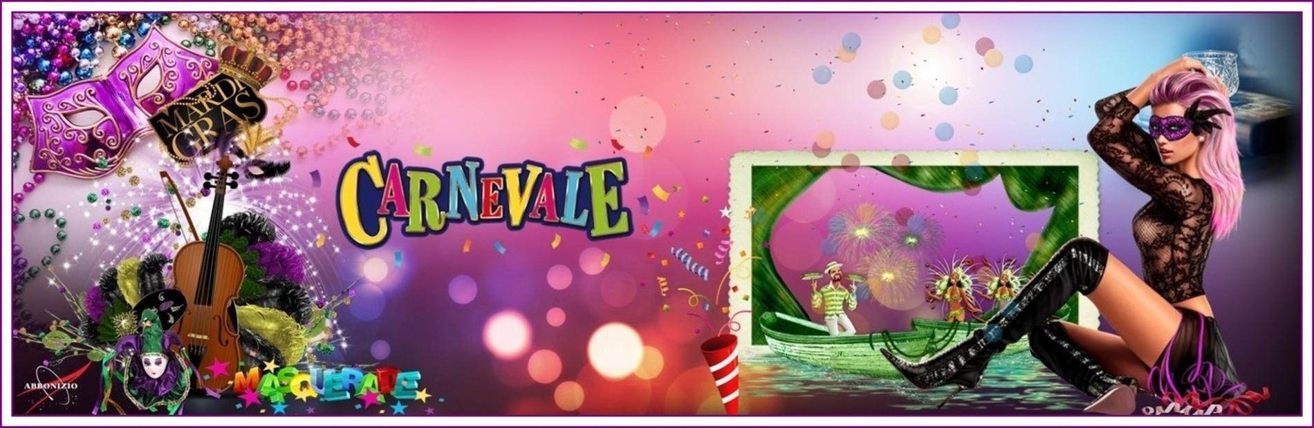 Buon Carnevale♥