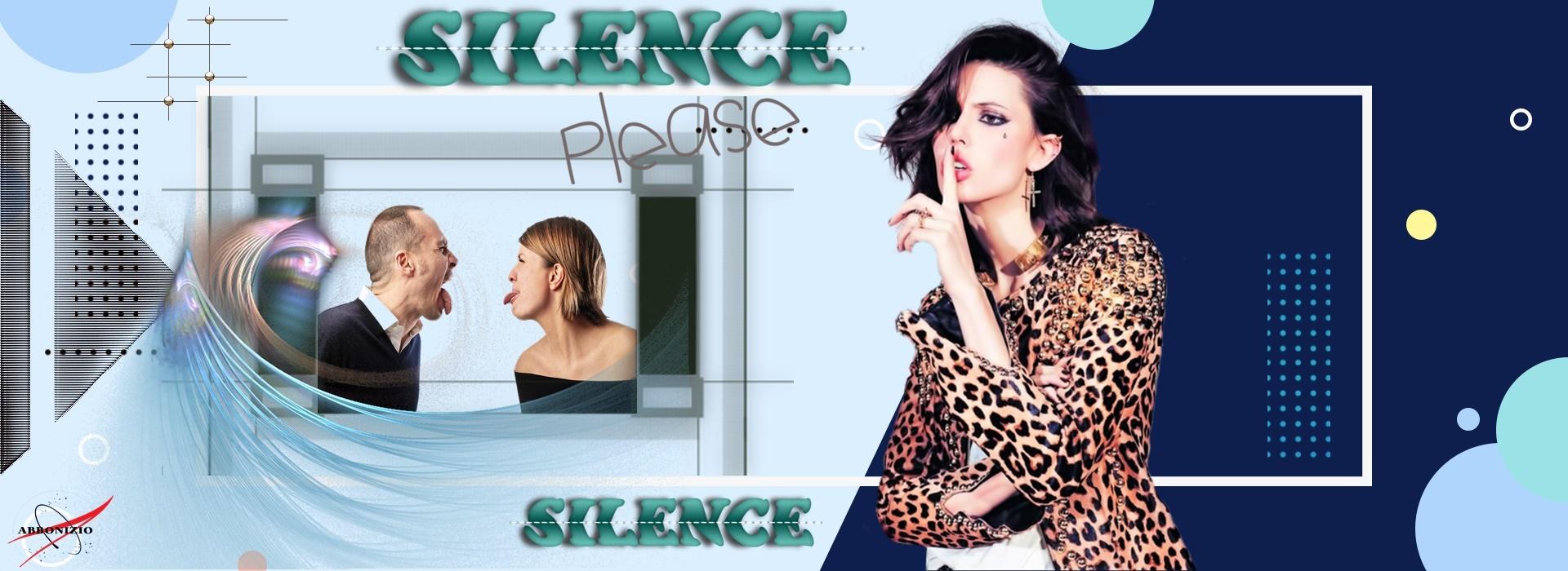 Silenzio♥